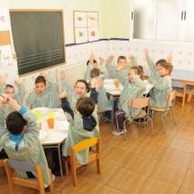 Foto de comedor en CEI Santa Gema