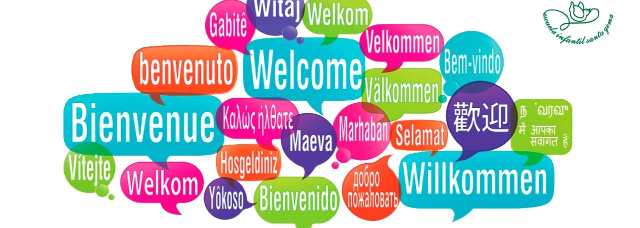 Portada Bienvenidos